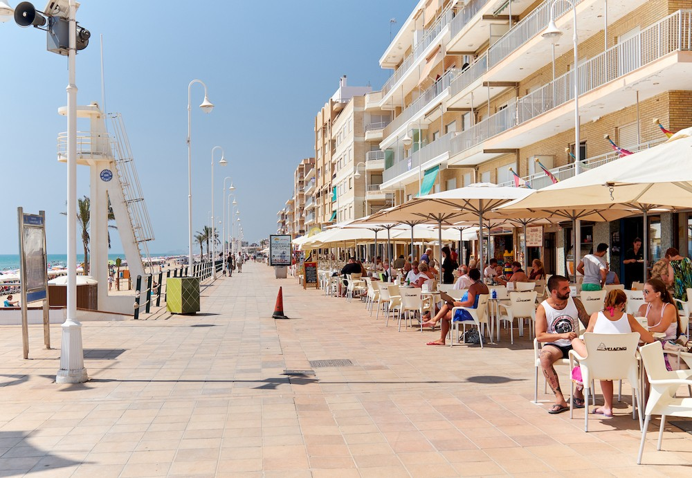 Property in Spain for British pensioners