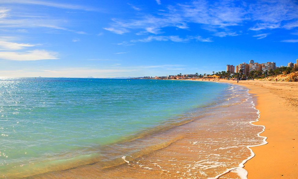 Испания вновь стала лидером по количеству пляжей, отмеченных Голубым флагом