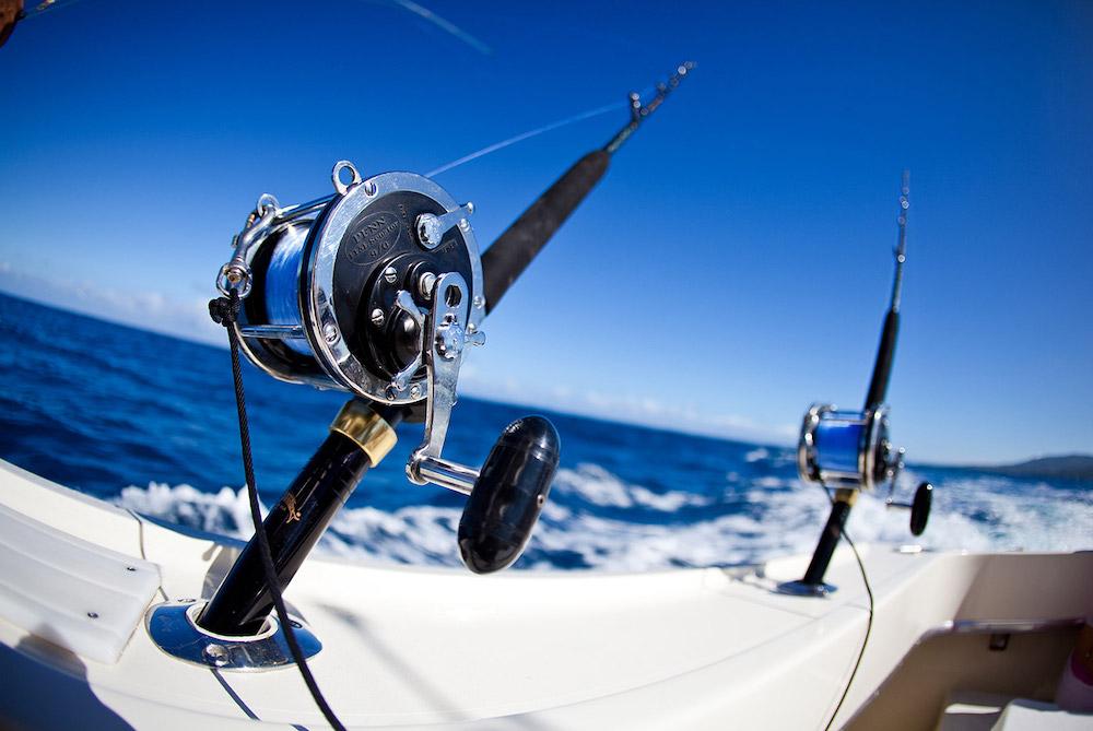 Рыбалка в Испании в открытом море