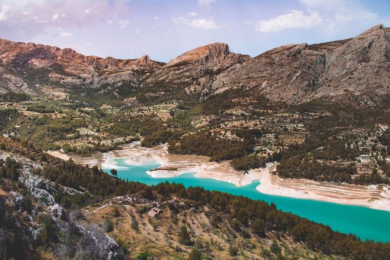 Сельский туризм в Испании: Аликанте, Валенсия, Кастельон