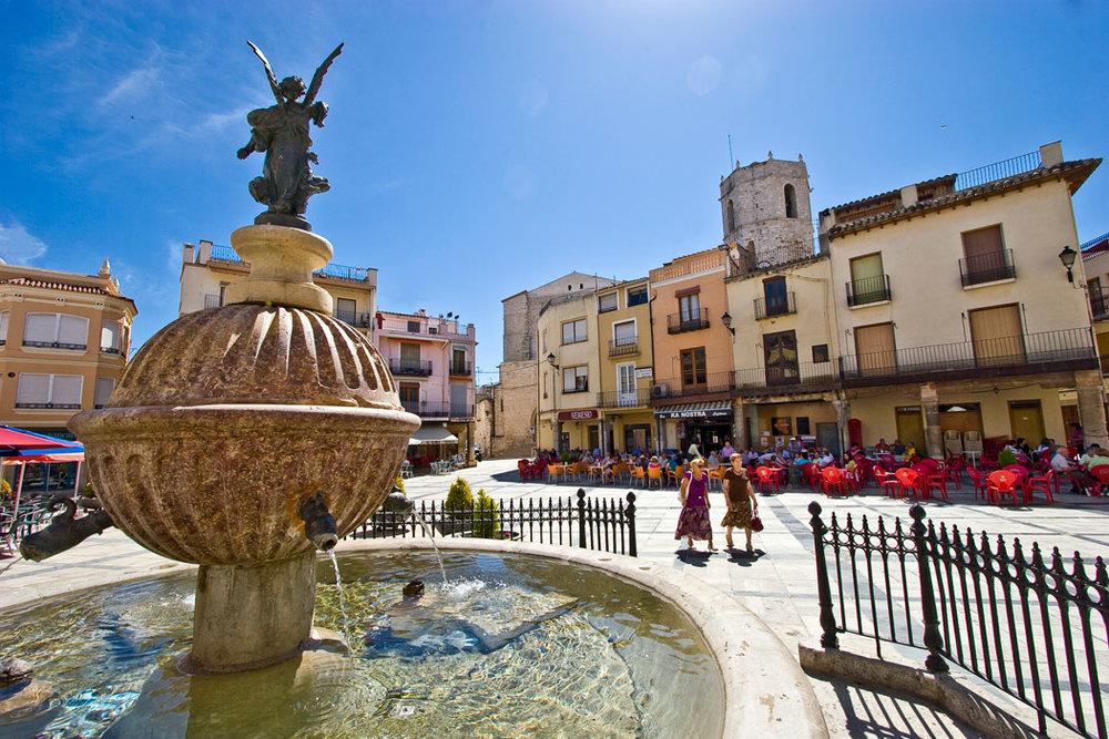 Тайтл: Сельский туризм в Испании: Аликанте, Валенсия, Кастельон