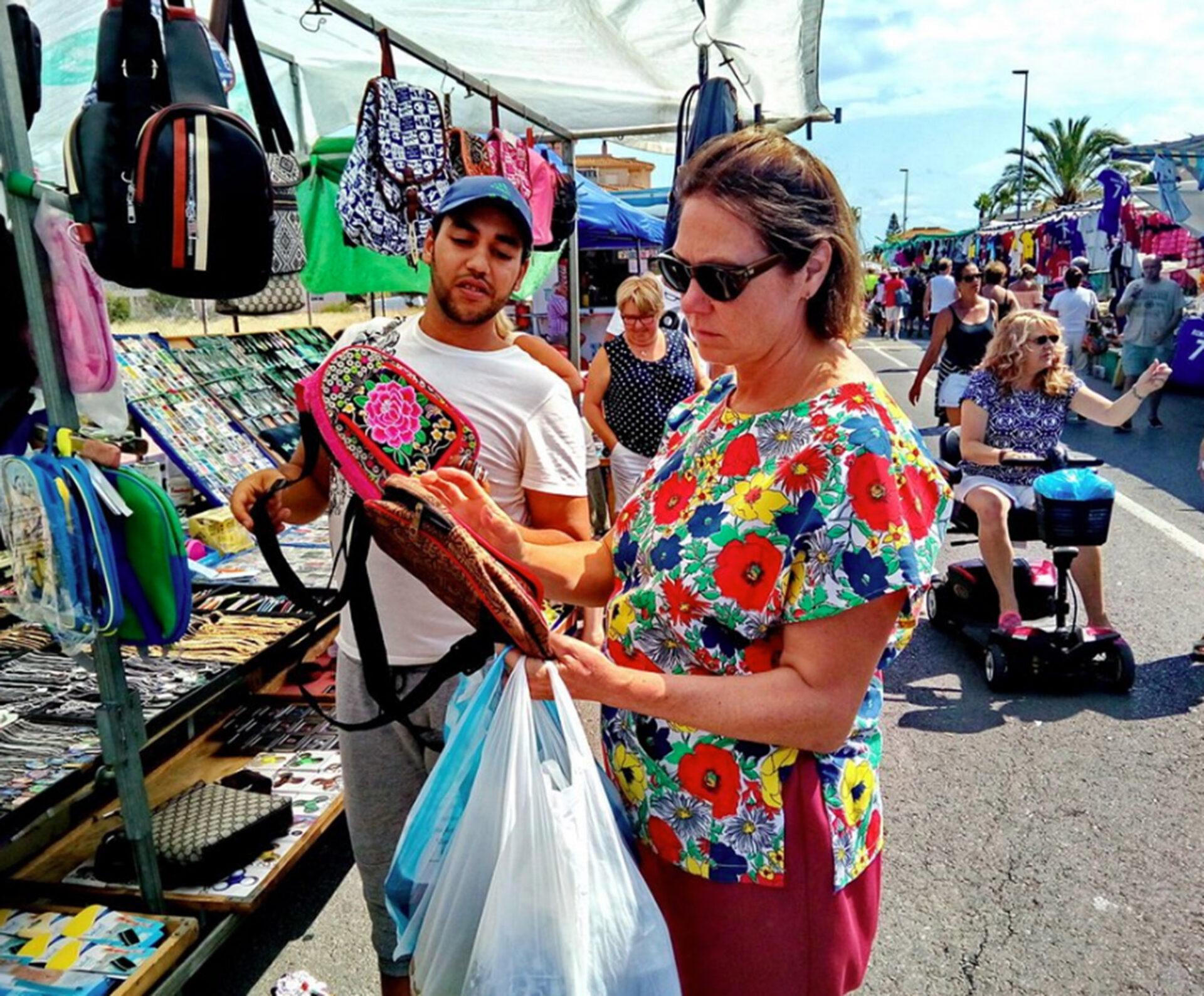 Район Ориуэла-Коста: Плайя Фламенка