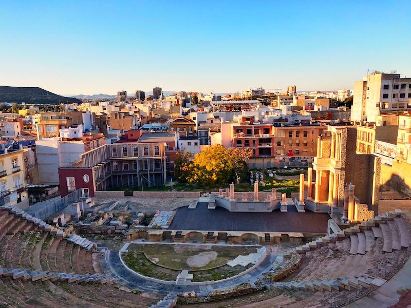 Город Картахена в Испании – Новый Карфаген: древняя столица с богатой историей