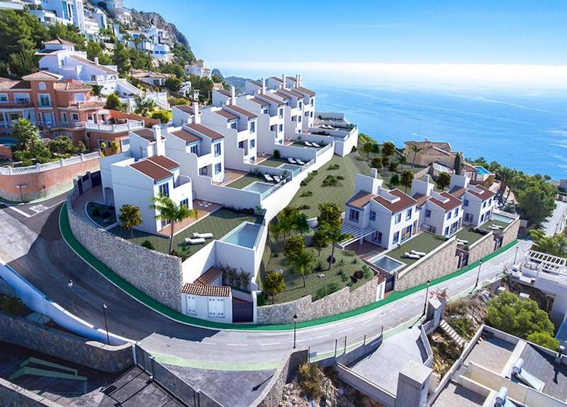 Урбанизация Алтея Хиллс: жизнь класса люкс между морем и горами