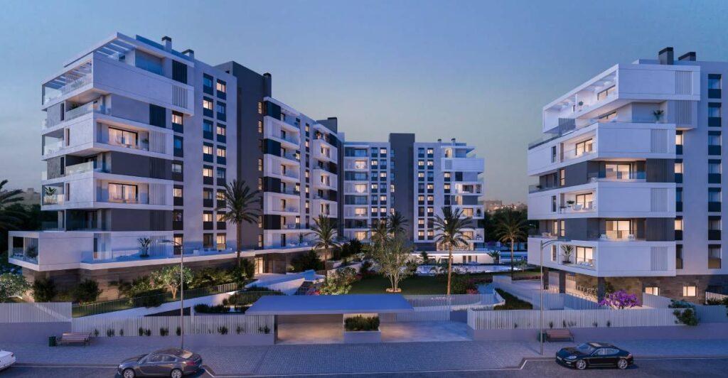Aedas: мы будем строить ежегодно около 1000 жилых объектов под аренду в Испании