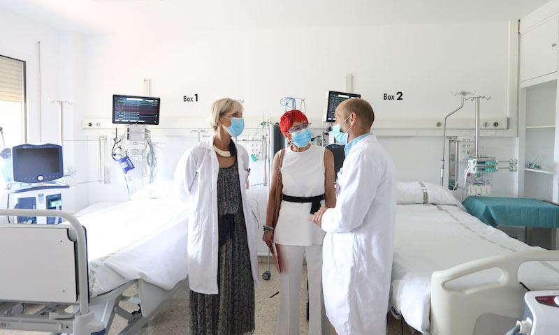 Работа врачом в Испании