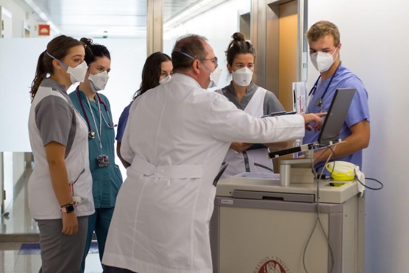 Медицинские университеты в Испании