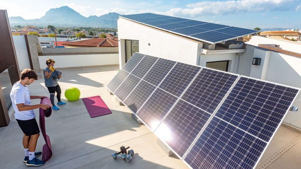 Солнечные батареи в Испании: ответы на основные вопросы