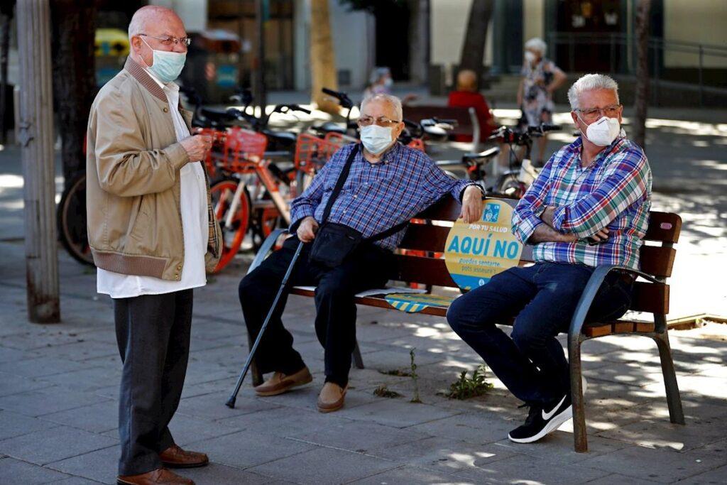 Как живется пожилым людям в Испании