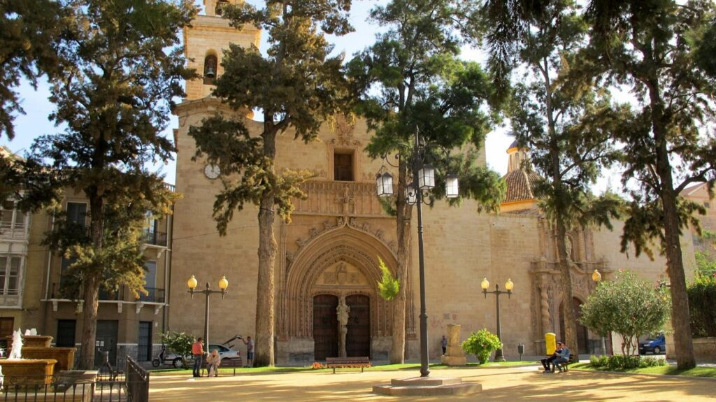 Orihuela: the great architectural and artistic heritage