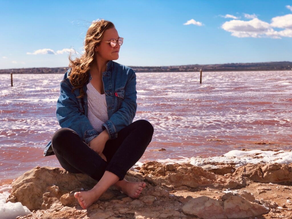 See the world in pink in Torrevieja