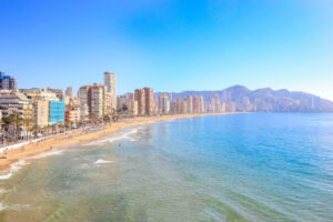 Investment in the Spanish real estate sector increased 62% in the third quarter
