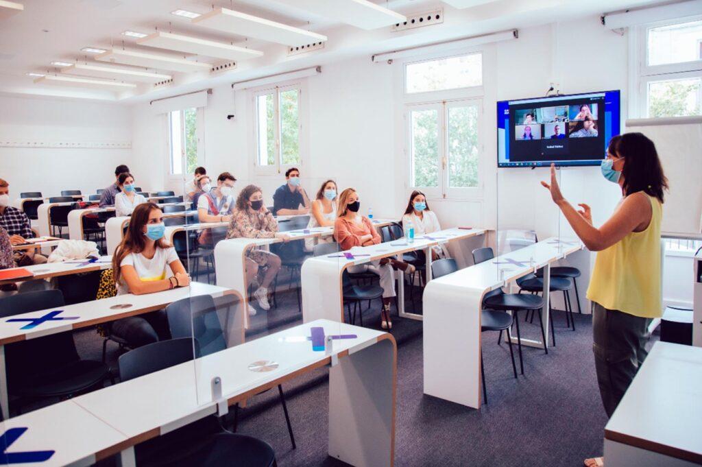 Английское образование в Испании